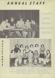 Page 11, 1947 Edition, Choctaw High School - Faces of the Future Yearbook (Choctaw, OK) online yearbook collection