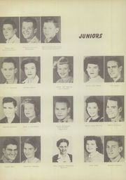 Page 14, 1947 Edition, Choctaw High School - Faces of the Future Yearbook (Choctaw, OK) online yearbook collection