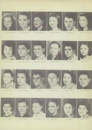 Page 15, 1947 Edition, Choctaw High School - Faces of the Future Yearbook (Choctaw, OK) online yearbook collection