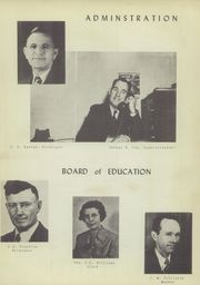 Page 7, 1947 Edition, Choctaw High School - Faces of the Future Yearbook (Choctaw, OK) online yearbook collection