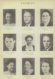 Page 8, 1947 Edition, Choctaw High School - Faces of the Future Yearbook (Choctaw, OK) online yearbook collection