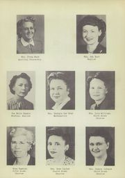 Page 9, 1947 Edition, Choctaw High School - Faces of the Future Yearbook (Choctaw, OK) online yearbook collection