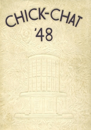 1948 Edition, Chickasha High School - Chick Chat Yearbook (Chickasha, OK)