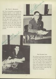 Page 11, 1951 Edition, Chickasha High School - Chick Chat Yearbook (Chickasha, OK) online yearbook collection