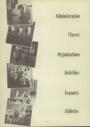 Page 8, 1951 Edition, Chickasha High School - Chick Chat Yearbook (Chickasha, OK) online yearbook collection