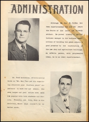 Page 10, 1949 Edition, Moore High School - Timekeeper Yearbook (Moore, OK) online yearbook collection