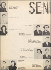 Page 12, 1949 Edition, Moore High School - Timekeeper Yearbook (Moore, OK) online yearbook collection