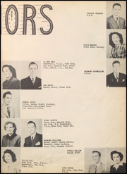 Page 13, 1949 Edition, Moore High School - Timekeeper Yearbook (Moore, OK) online yearbook collection