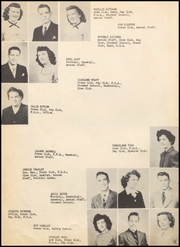 Page 14, 1949 Edition, Moore High School - Timekeeper Yearbook (Moore, OK) online yearbook collection