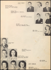 Page 15, 1949 Edition, Moore High School - Timekeeper Yearbook (Moore, OK) online yearbook collection