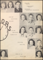 Page 17, 1949 Edition, Moore High School - Timekeeper Yearbook (Moore, OK) online yearbook collection