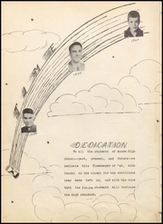 Page 6, 1949 Edition, Moore High School - Timekeeper Yearbook (Moore, OK) online yearbook collection