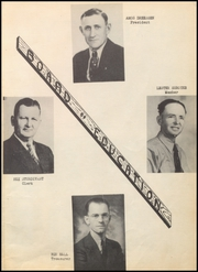 Page 7, 1949 Edition, Moore High School - Timekeeper Yearbook (Moore, OK) online yearbook collection