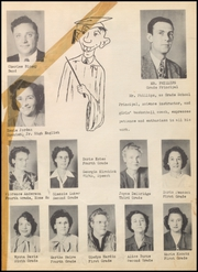 Page 9, 1949 Edition, Moore High School - Timekeeper Yearbook (Moore, OK) online yearbook collection