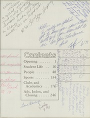 Page 3, 1978 Edition, Moore High School - Timekeeper Yearbook (Moore, OK) online yearbook collection