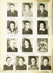 Page 12, 1942 Edition, Lawton High School - Wolverine Lore Yearbook (Lawton, OK) online yearbook collection