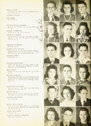 Page 16, 1942 Edition, Lawton High School - Wolverine Lore Yearbook (Lawton, OK) online yearbook collection