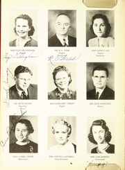 Page 10, 1943 Edition, Lawton High School - Wolverine Lore Yearbook (Lawton, OK) online yearbook collection