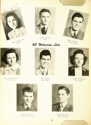 Page 12, 1943 Edition, Lawton High School - Wolverine Lore Yearbook (Lawton, OK) online yearbook collection