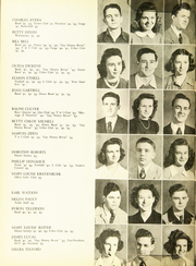 Page 16, 1943 Edition, Lawton High School - Wolverine Lore Yearbook (Lawton, OK) online yearbook collection