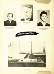 Page 8, 1943 Edition, Lawton High School - Wolverine Lore Yearbook (Lawton, OK) online yearbook collection