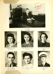 Page 9, 1943 Edition, Lawton High School - Wolverine Lore Yearbook (Lawton, OK) online yearbook collection