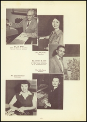 Page 11, 1956 Edition, Lawton High School - Wolverine Lore Yearbook (Lawton, OK) online yearbook collection