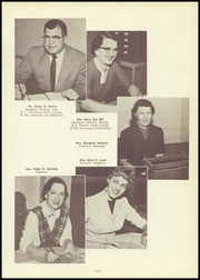 Page 13, 1956 Edition, Lawton High School - Wolverine Lore Yearbook (Lawton, OK) online yearbook collection