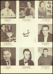 Page 14, 1956 Edition, Lawton High School - Wolverine Lore Yearbook (Lawton, OK) online yearbook collection