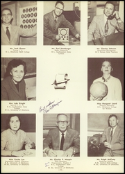 Page 16, 1956 Edition, Lawton High School - Wolverine Lore Yearbook (Lawton, OK) online yearbook collection