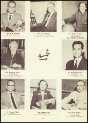 Page 17, 1956 Edition, Lawton High School - Wolverine Lore Yearbook (Lawton, OK) online yearbook collection