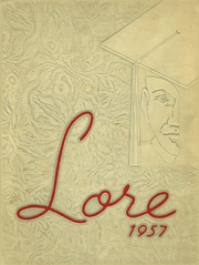 Page 1, 1957 Edition, Lawton High School - Wolverine Lore Yearbook (Lawton, OK) online yearbook collection