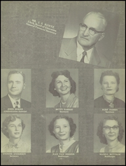 Page 15, 1957 Edition, Lawton High School - Wolverine Lore Yearbook (Lawton, OK) online yearbook collection