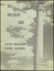 Page 5, 1957 Edition, Lawton High School - Wolverine Lore Yearbook (Lawton, OK) online yearbook collection