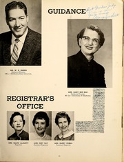 Page 17, 1959 Edition, Lawton High School - Wolverine Lore Yearbook (Lawton, OK) online yearbook collection