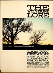 Page 5, 1959 Edition, Lawton High School - Wolverine Lore Yearbook (Lawton, OK) online yearbook collection