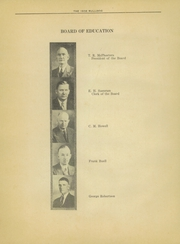 Page 10, 1938 Edition, Edmond Memorial High School - Bulldog Yearbook (Edmond, OK) online yearbook collection
