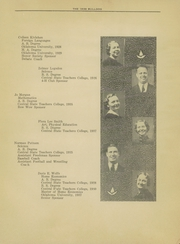 Page 13, 1938 Edition, Edmond Memorial High School - Bulldog Yearbook (Edmond, OK) online yearbook collection