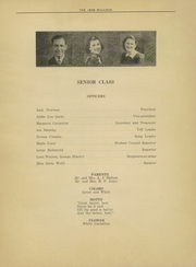 Page 14, 1938 Edition, Edmond Memorial High School - Bulldog Yearbook (Edmond, OK) online yearbook collection