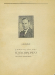 Page 7, 1938 Edition, Edmond Memorial High School - Bulldog Yearbook (Edmond, OK) online yearbook collection