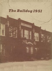1951 Edition, Edmond Memorial High School - Bulldog Yearbook (Edmond, OK)