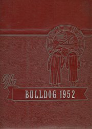 1952 Edition, Edmond Memorial High School - Bulldog Yearbook (Edmond, OK)