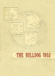 1953 Edition, Edmond Memorial High School - Bulldog Yearbook (Edmond, OK)