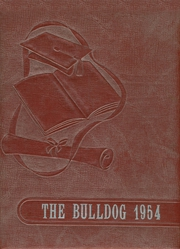 1954 Edition, Edmond Memorial High School - Bulldog Yearbook (Edmond, OK)