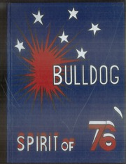 1976 Edition, Edmond Memorial High School - Bulldog Yearbook (Edmond, OK)