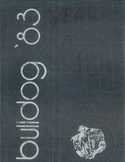 1983 Edition, Edmond Memorial High School - Bulldog Yearbook (Edmond, OK)
