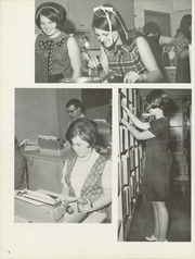 Page 10, 1968 Edition, Memorial High School - Taps Yearbook (Tulsa, OK) online yearbook collection