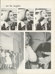 Page 13, 1968 Edition, Memorial High School - Taps Yearbook (Tulsa, OK) online yearbook collection