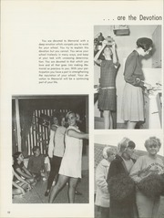 Page 14, 1968 Edition, Memorial High School - Taps Yearbook (Tulsa, OK) online yearbook collection