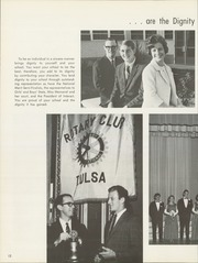 Page 16, 1968 Edition, Memorial High School - Taps Yearbook (Tulsa, OK) online yearbook collection